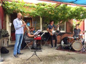 Bart Boeckx Quartet